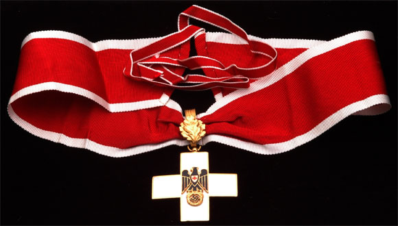 Red Cross Germany 1937 German Red Cross