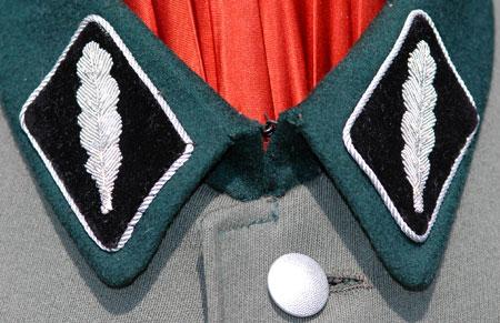 Waffen SS Standartenfuhrer Tunic