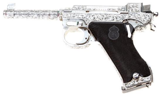The Lahti pistols - a brief history